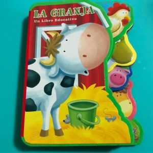 Libros Infantiles tapa goma eva