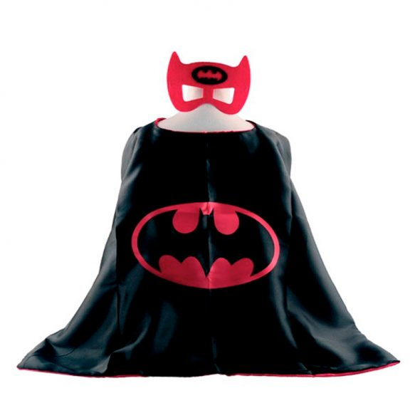 Capa superhéroe con antifaz, Batgirl