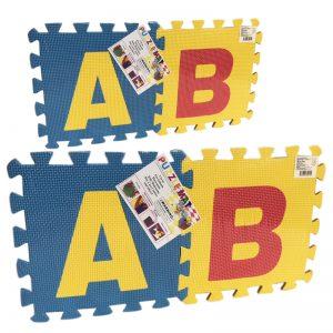 Alfombra pack 26 cuadrados 29x29cms, 9mm grosor