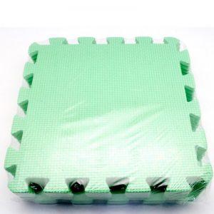 Alfombra pack 9 cuadrados 29x29cms, 9mm grosor