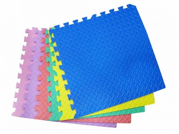 Alfombra Diamantada Colores 60×60, 12mm.