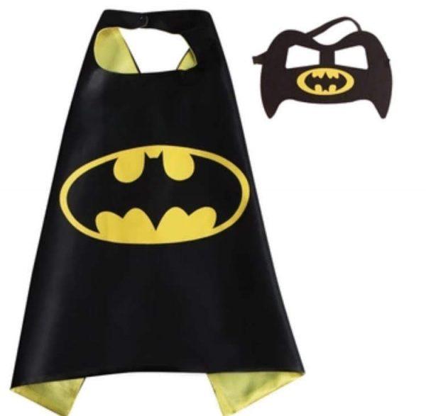 Capa superhéroe con antifaz, Batman