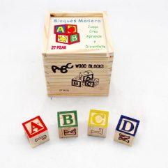 bloques madera isistore
