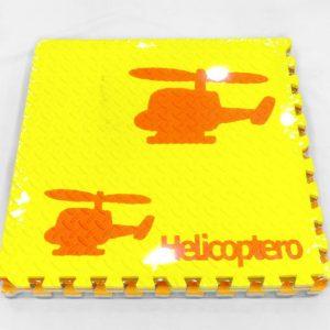 Alfombra Diamantada Transportes, 60x60cms, 12mm