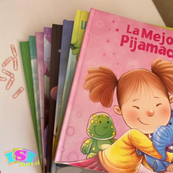 Libros Infantiles. La mejor pijamada