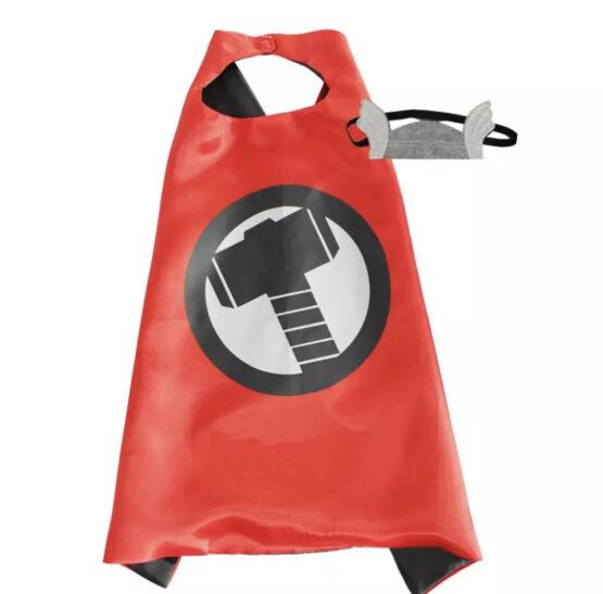 Capa superhéroe con antifaz, Thor